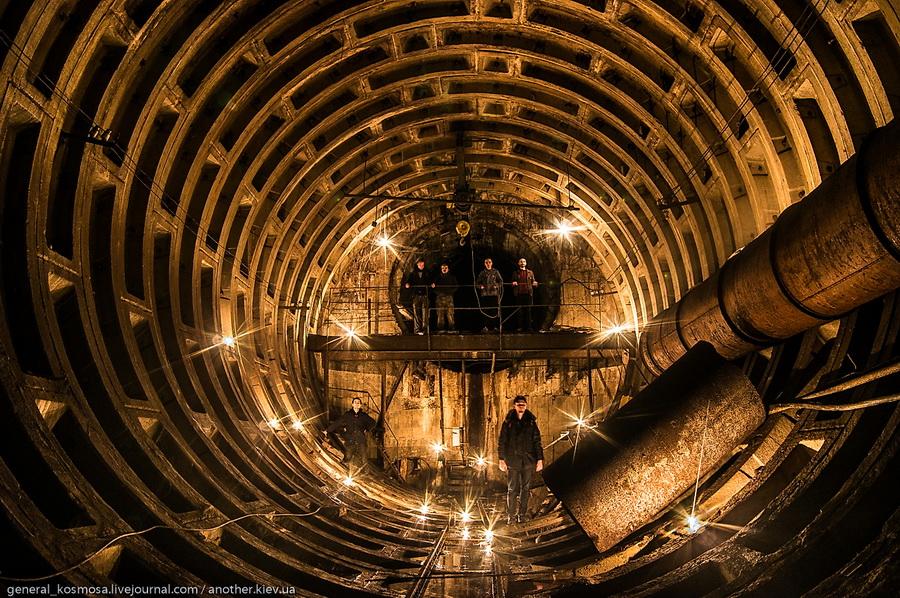 diggery-v-bunkere-kiev-metro Командный бункер Киевского метрополитена