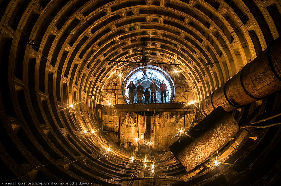 urban-exploration-metro-kiev Командный бункер Киевского метрополитена
