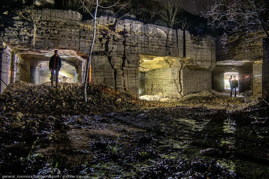 vxody-v-podzemele Джуринские катакомбы.