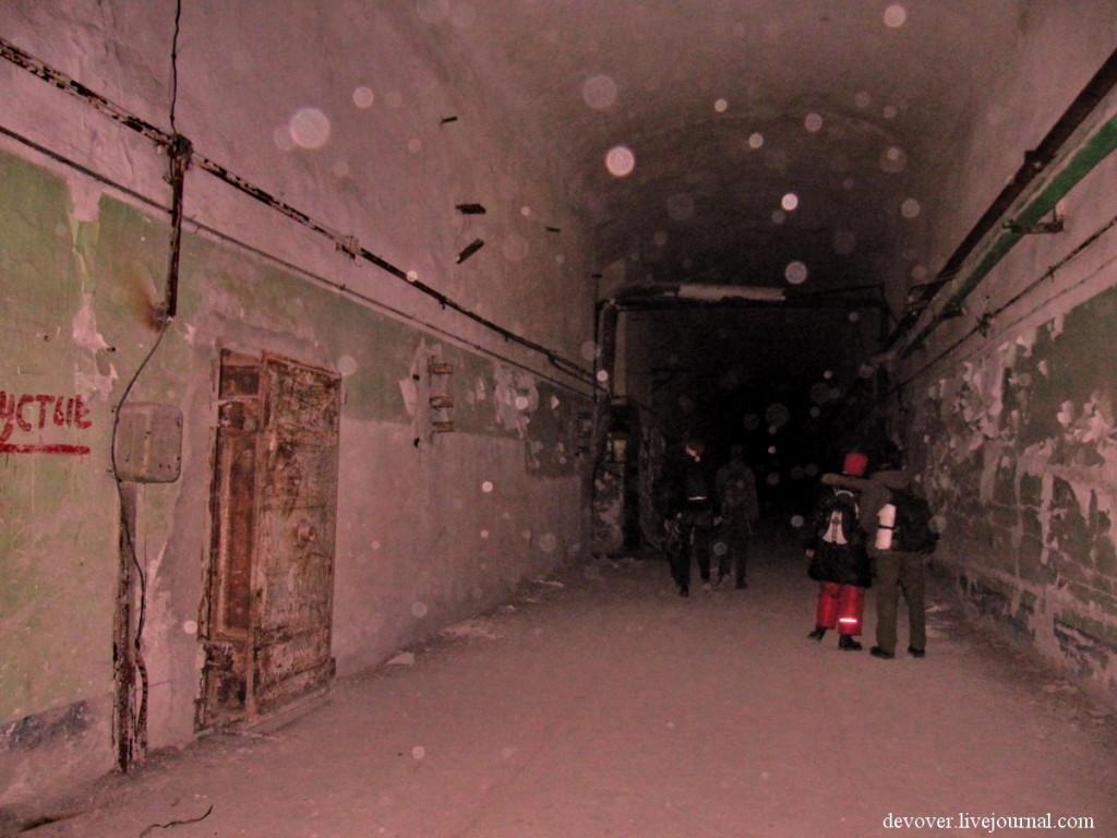 """20409227_-1024x768 Объект """"Крот"""" - огромная заброшенная подземная электростанция"""