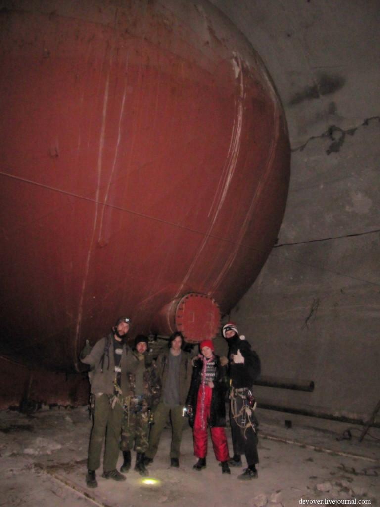 """20409230_-768x1024 Объект """"Крот"""" - огромная заброшенная подземная электростанция"""