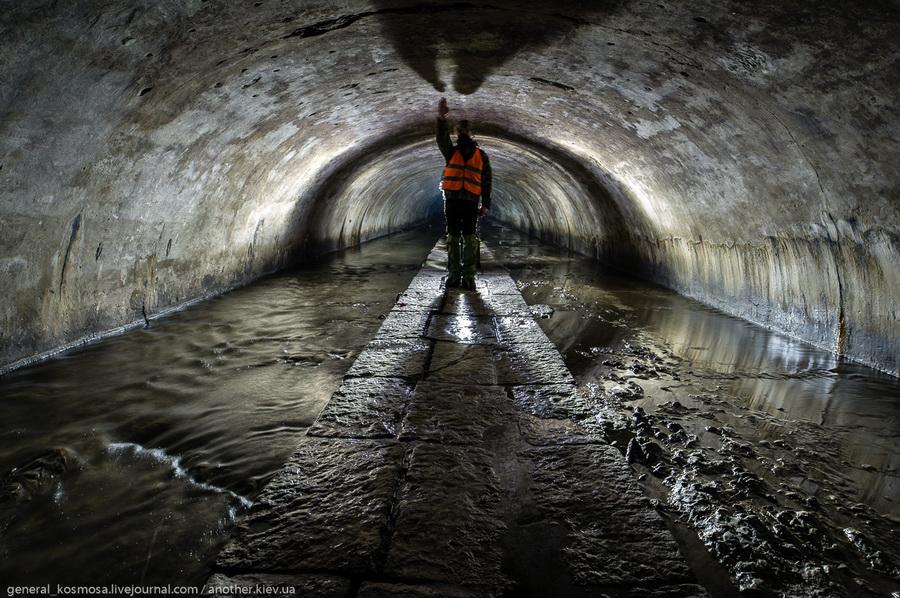 _igp7920 Клов - самая красивая подземная река Киева