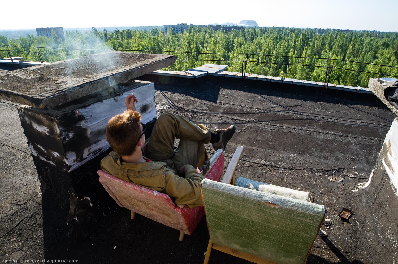 _igp0987 В Припять не легально - чернобыльская зона глазами сталкера