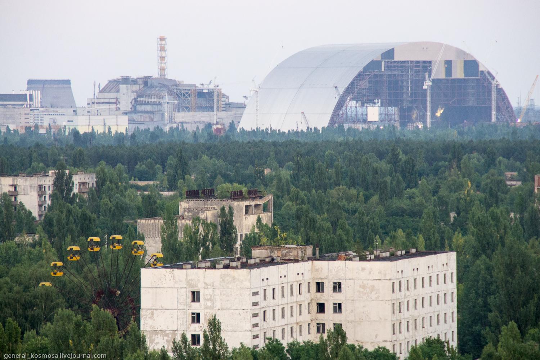 _igp1160 В Припять не легально - чернобыльская зона глазами сталкера