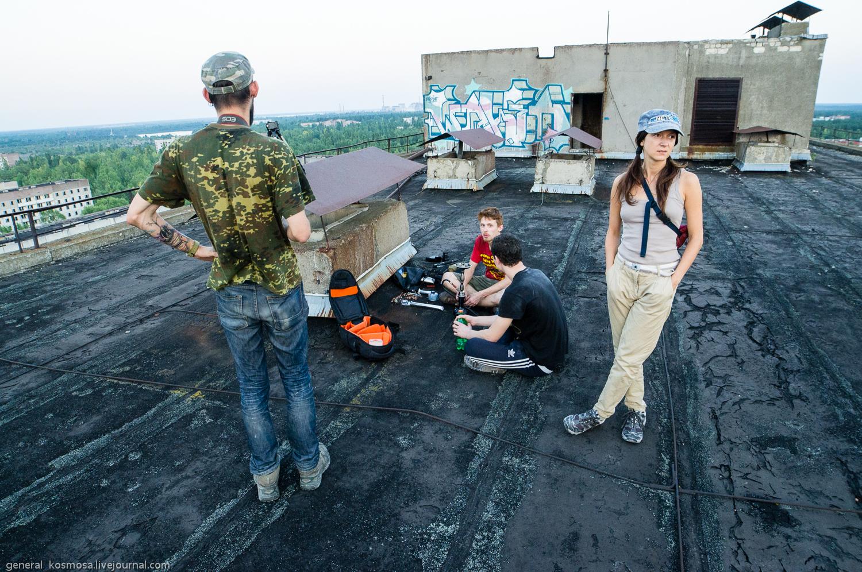 _igp1166 В Припять не легально - чернобыльская зона глазами сталкера