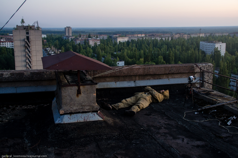 _igp1212 В Припять не легально - чернобыльская зона глазами сталкера