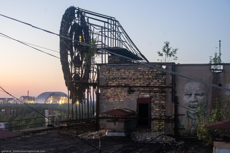 _igp1218 В Припять не легально - чернобыльская зона глазами сталкера