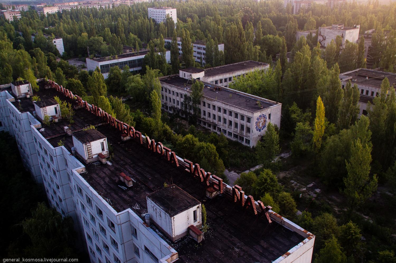 _igp1219 В Припять не легально - чернобыльская зона глазами сталкера