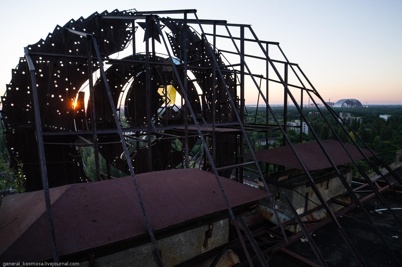 _igp1292 В Припять не легально - чернобыльская зона глазами сталкера