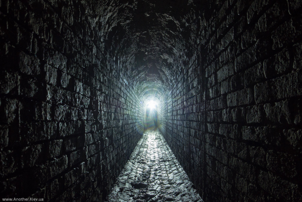 Старинное подземелье