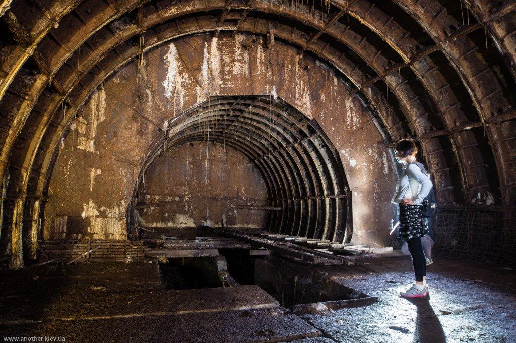 IGP0187-1024x680 Внутри заброшенной станции Львовская Брама глазами диггеров и пассажиров