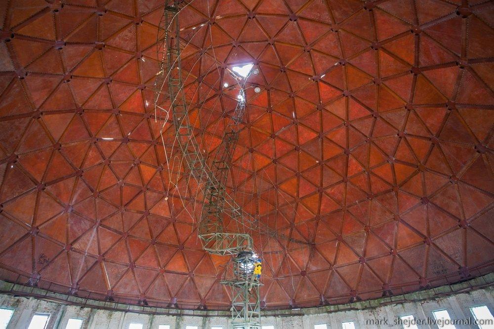 34275400 Четыре заброшенных антенных комплекса в Украине