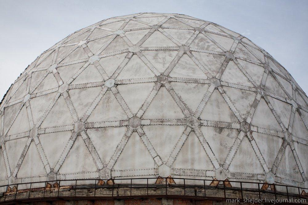 34275429 Четыре заброшенных антенных комплекса в Украине