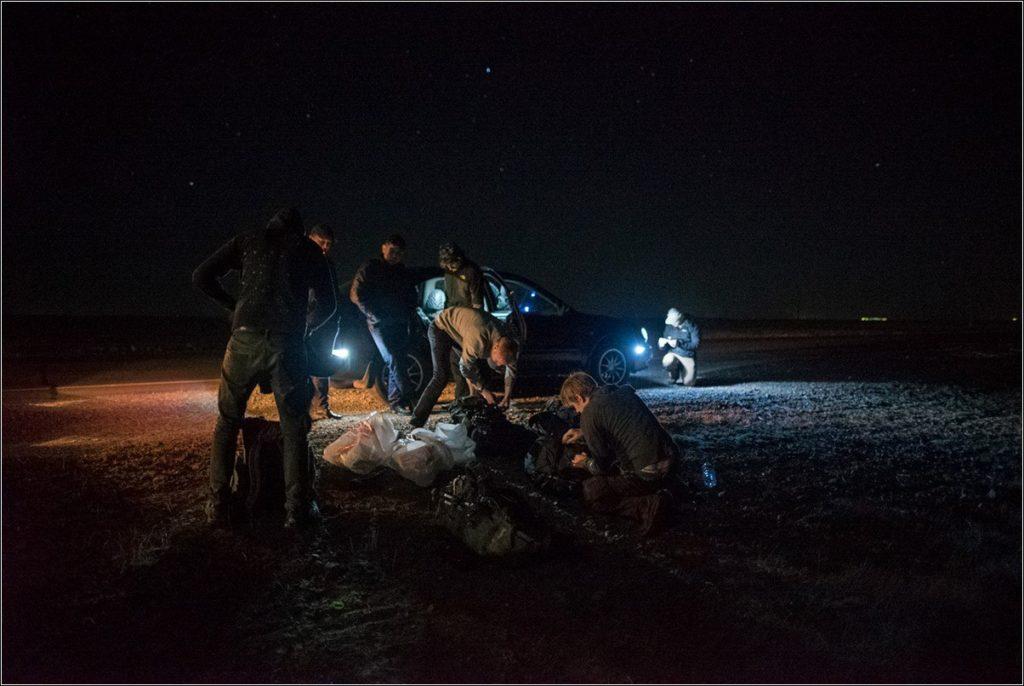 "Ya1jFQmshTA-1024x686 Байконур: экспедиция к заброшенным космическим кораблям ""Буран"""