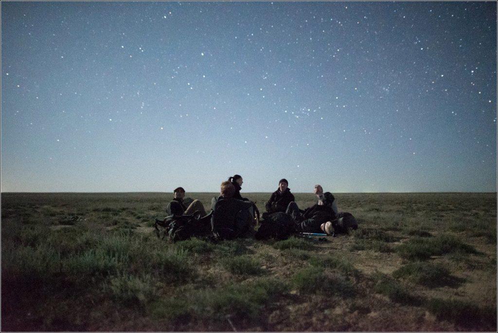 """idFN1SvVgPE-1024x686 Байконур: экспедиция к заброшенным космическим кораблям """"Буран"""""""