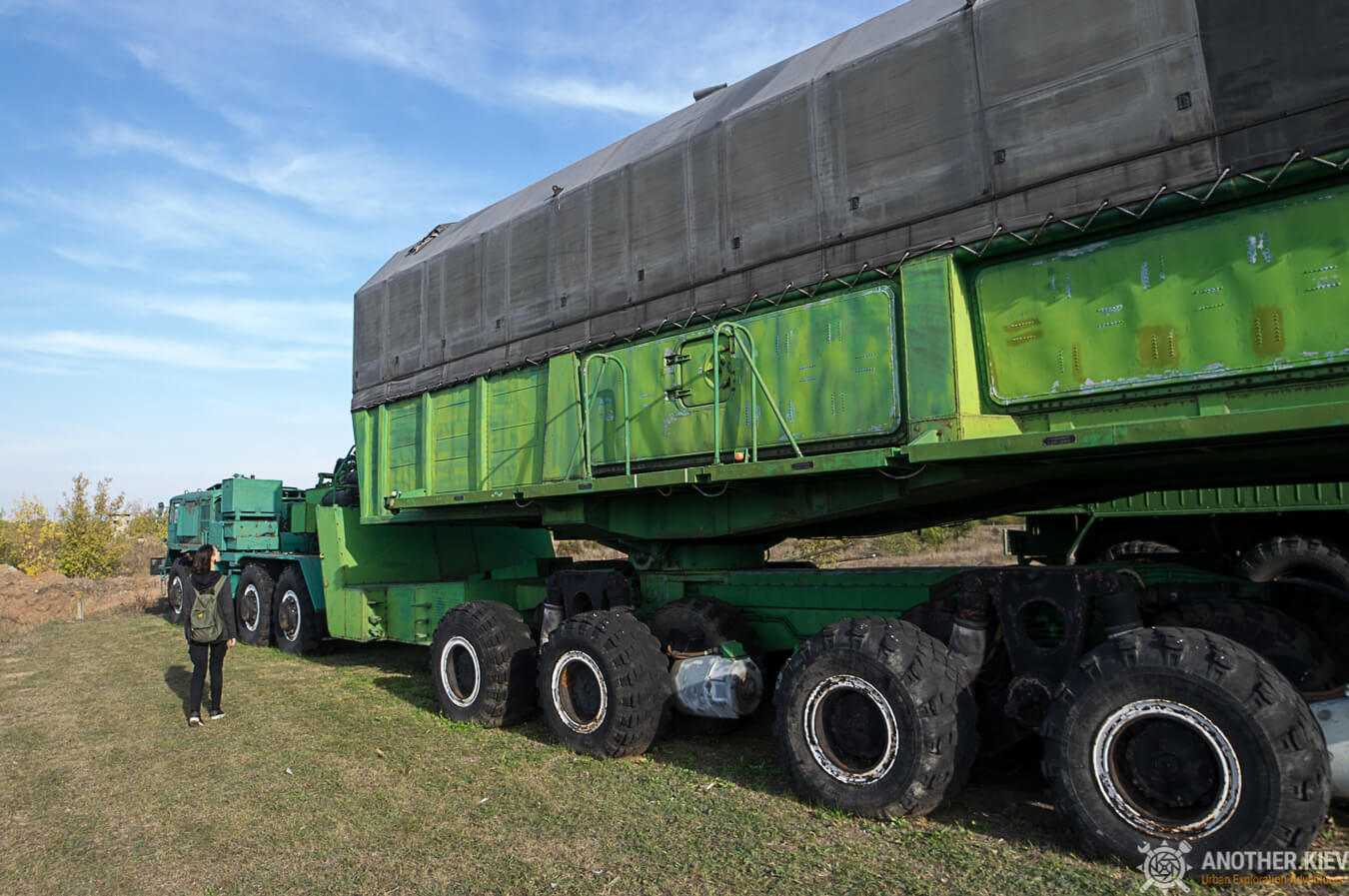 Missilo-6223 Missile Base Tour