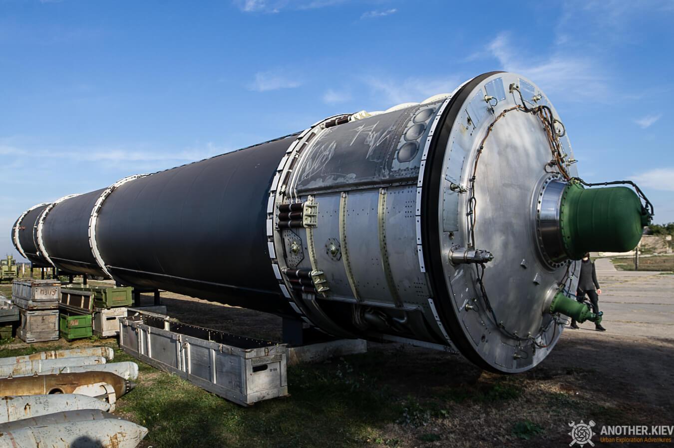 Missilo-6240 Missile Base Tour