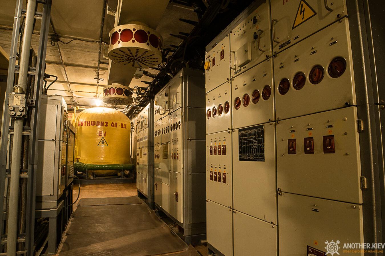 Missilo-6249 Missile Base Tour