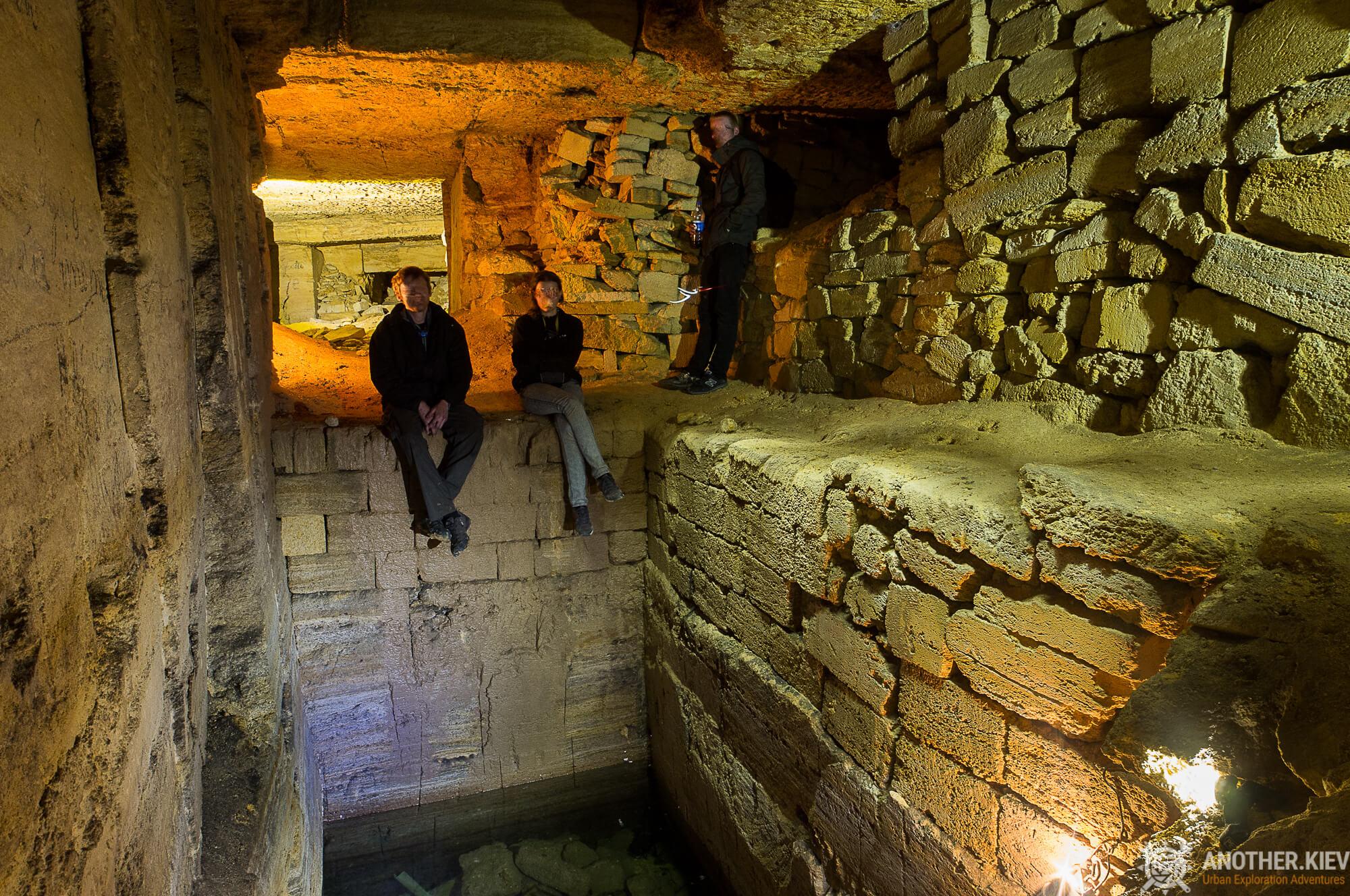 catacombs-_IGP3697 Одесские катакомбы