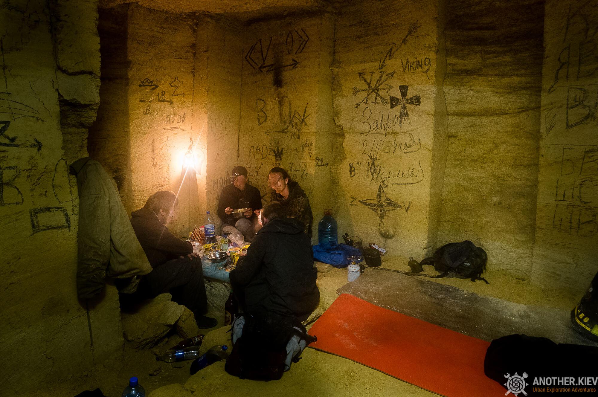 catacombs-_IGP3747 Одесские катакомбы