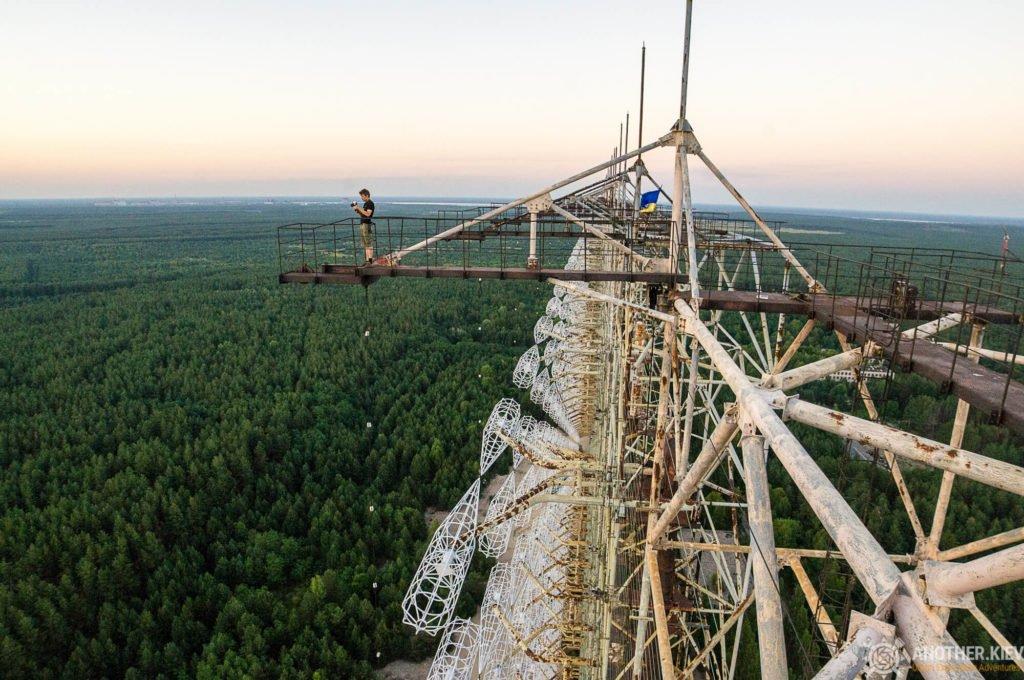 stalker-tour_IGP1438-1024x680 Четыре заброшенных антенных комплекса в Украине