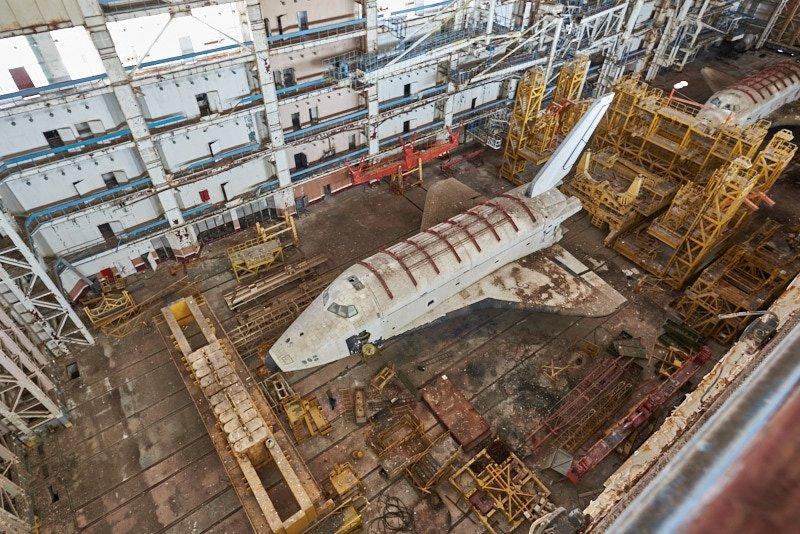 urbex-buran-baikonur-16 Заброшенная стройка атомной электростанции Чернобыльского проекта
