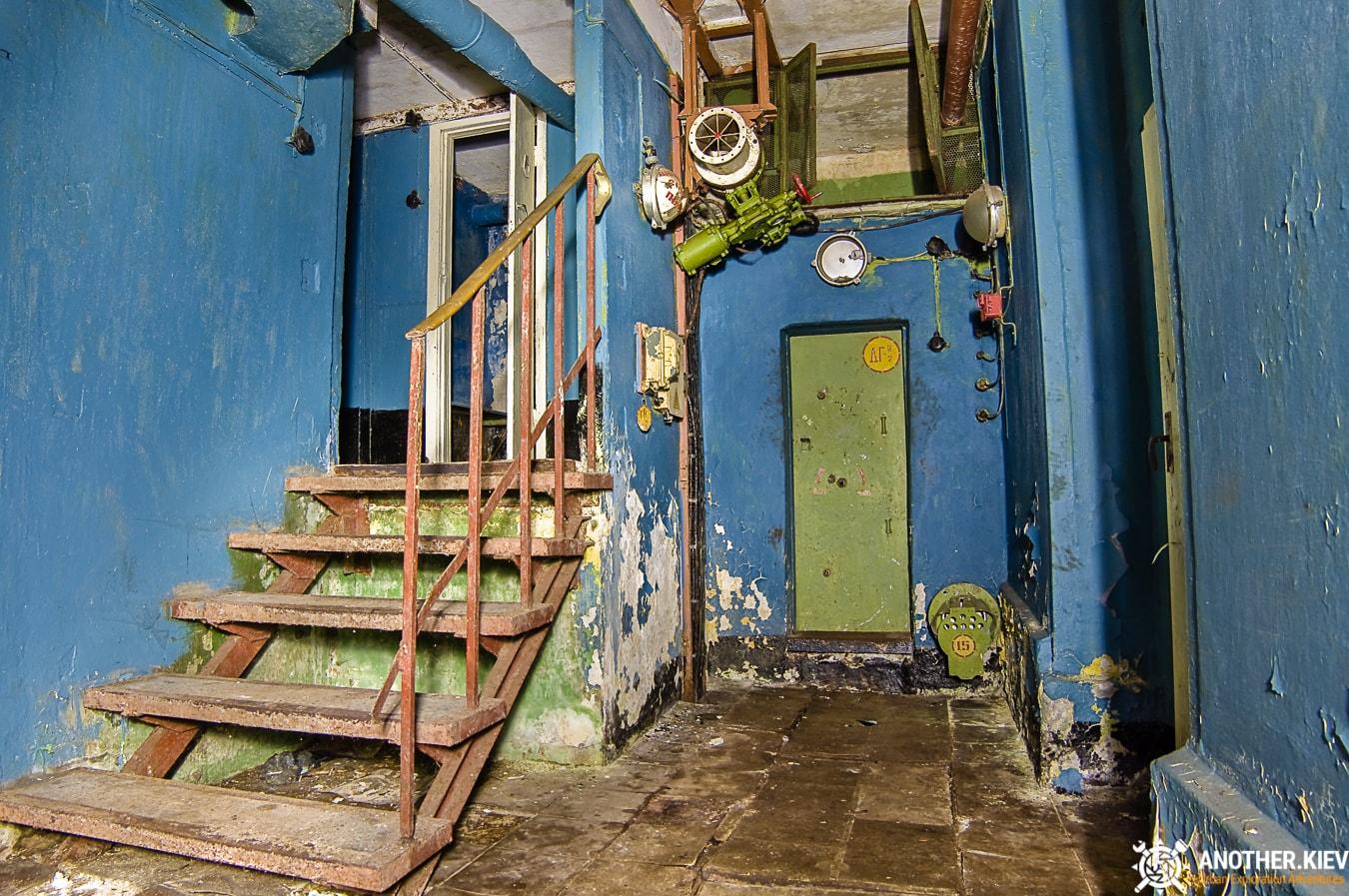 """exploring-nuclear-bunker-duga-311 БУНКЕР ЗГРЛС """"ДУГА-1"""""""