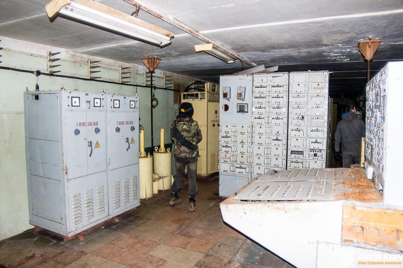 """exploring-nuclear-bunker-duga-32 БУНКЕР ЗГРЛС """"ДУГА-1"""""""