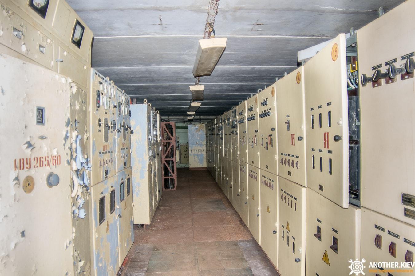 """exploring-nuclear-bunker-duga-33 БУНКЕР ЗГРЛС """"ДУГА-1"""""""