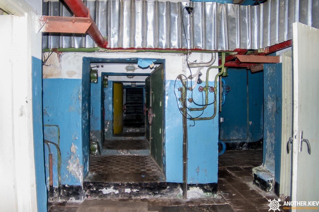 """exploring-nuclear-bunker-duga-34 БУНКЕР ЗГРЛС """"ДУГА-1"""""""