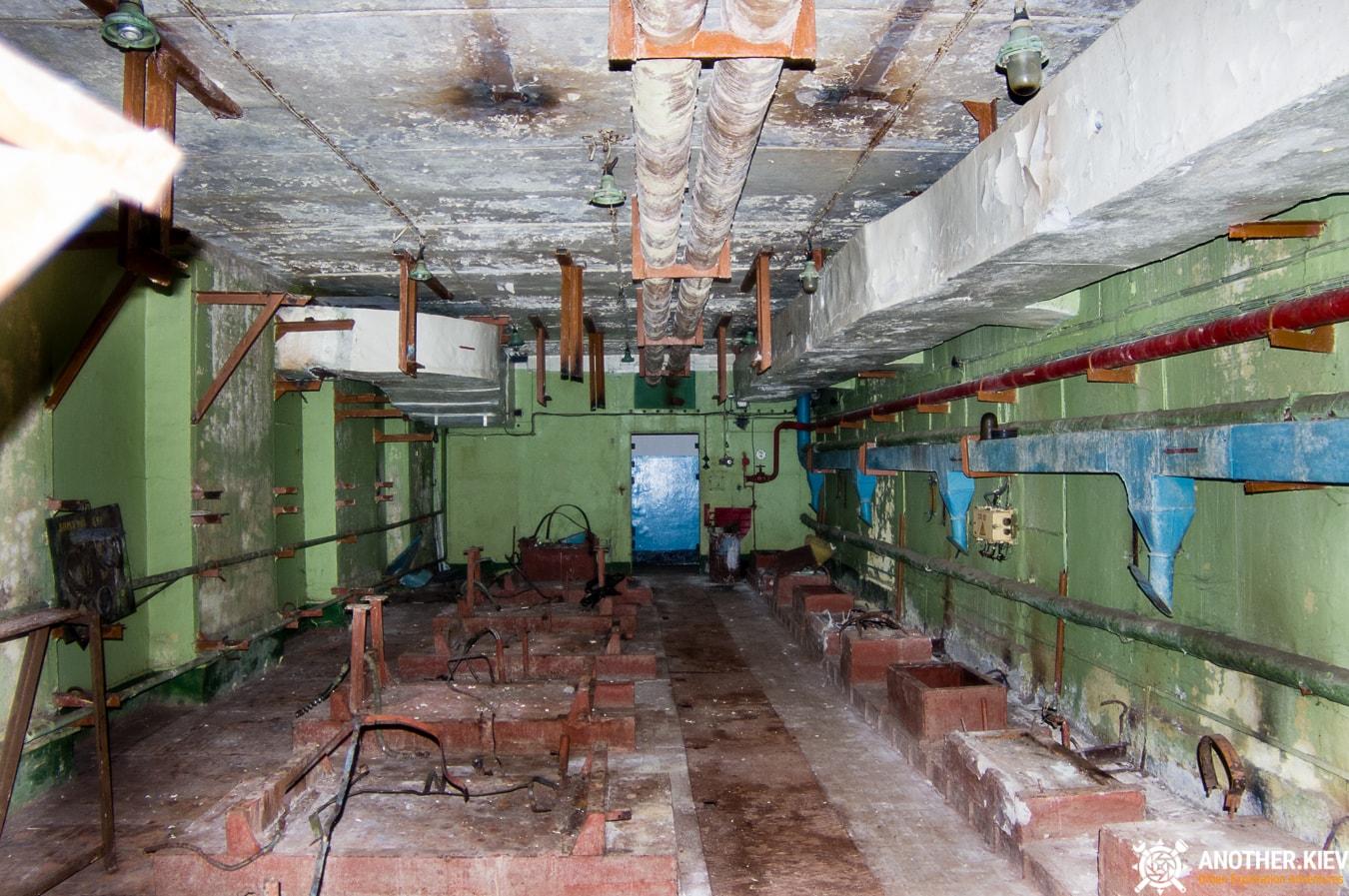 """exploring-nuclear-bunker-duga-36 БУНКЕР ЗГРЛС """"ДУГА-1"""""""
