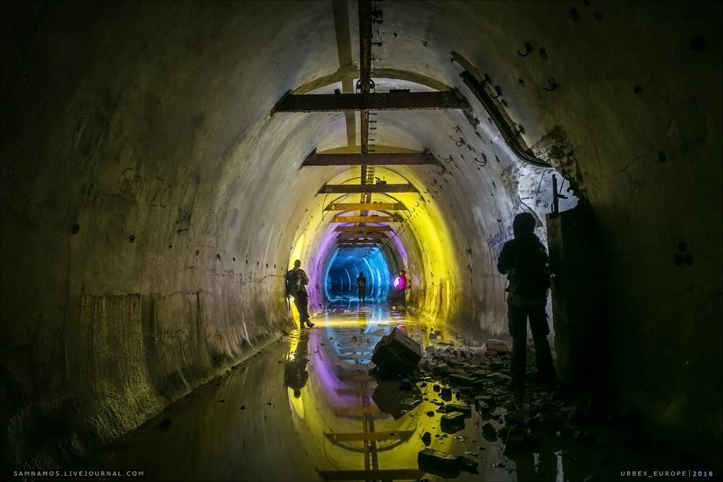regenwurmlager-urbex-photo-expedition-tunnel1 Экспедиция в Лагерь Дождевого Червя - 07-10/07/18