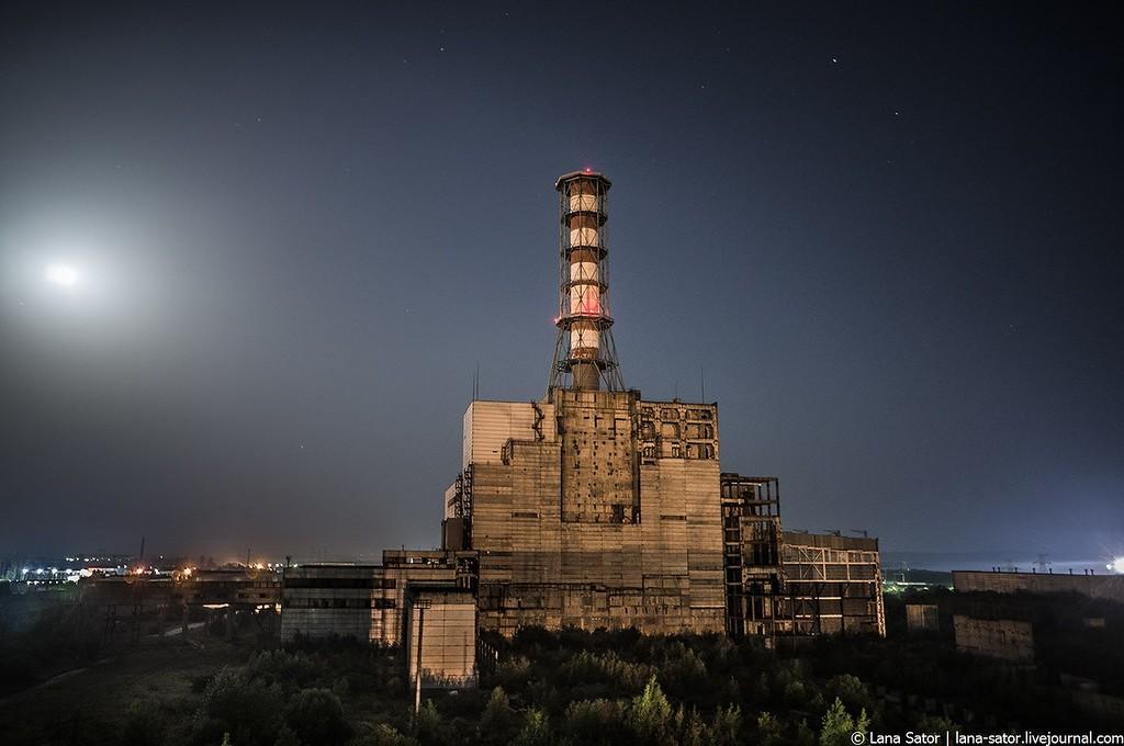 abandoned-nuclear-power-plant1 Заброшенная стройка атомной электростанции Чернобыльского проекта