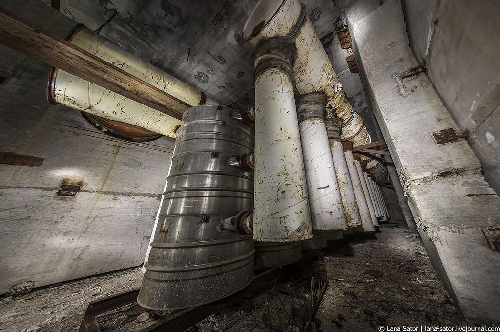 abandoned-nuclear-power-plant12 Заброшенная стройка атомной электростанции Чернобыльского проекта