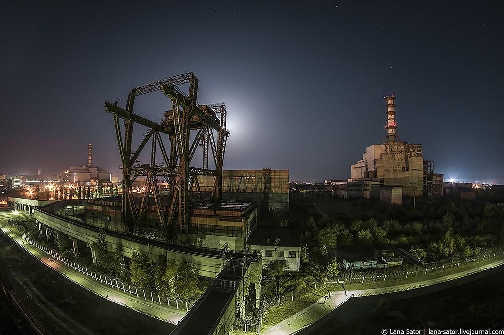 abandoned-nuclear-power-plant2 Заброшенная стройка атомной электростанции Чернобыльского проекта