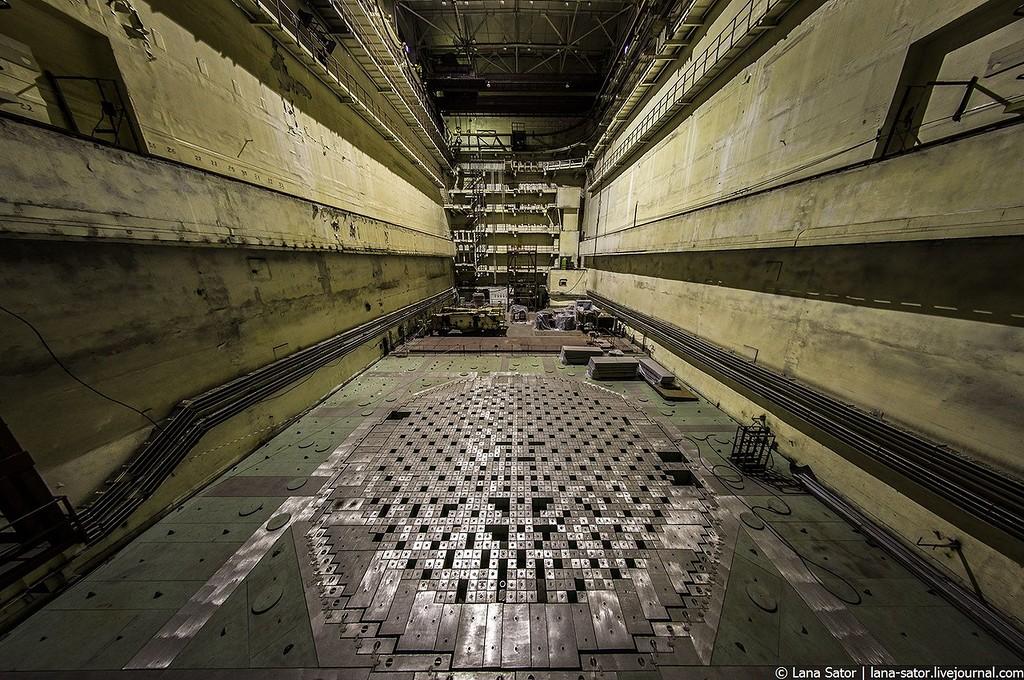abandoned-nuclear-power-plant20 Заброшенная стройка атомной электростанции Чернобыльского проекта