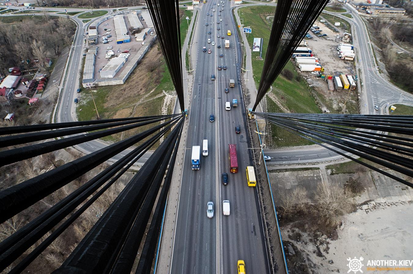 bridge-top-kiev-6630-min Закат с верхушки Северного моста, 119 метров