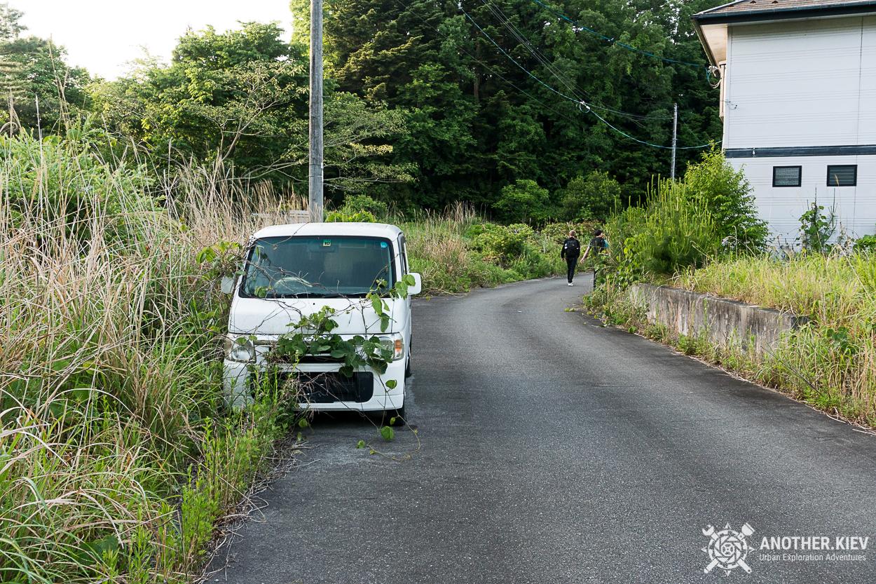 streets-of-fukushima-red-zone Поход в заброшенный город Футаба, зона отчуждения Фукусимы