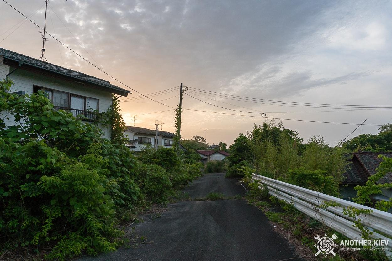 urbex-fukushima-okuma12 Заброшенный мир красной зоны отчуждения АЭС Фукусима-1