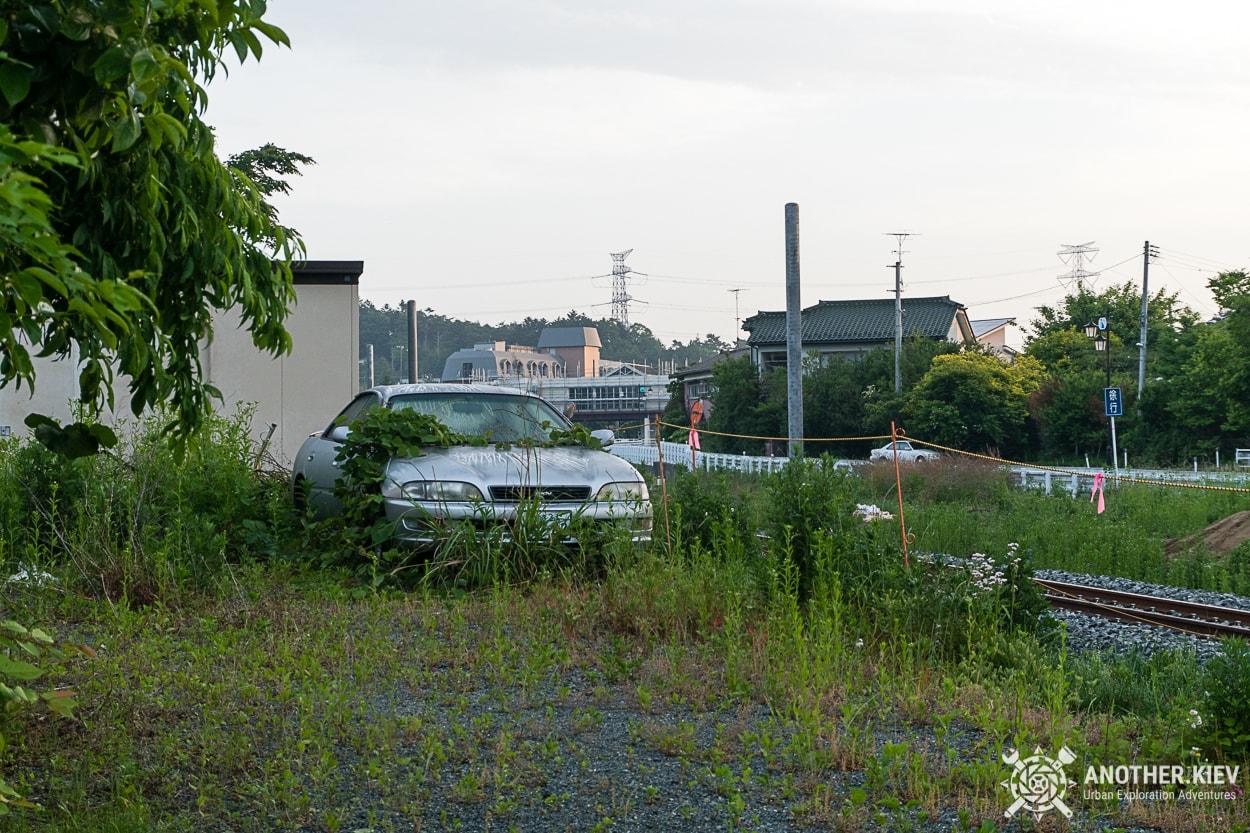 urbex-fukushima-okuma13 Заброшенный мир красной зоны отчуждения АЭС Фукусима-1