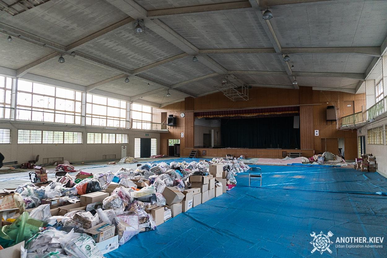 urbex-fukushima-okuma18 Заброшенный мир красной зоны отчуждения АЭС Фукусима-1