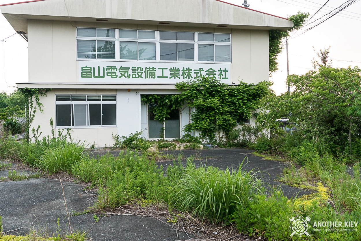 urbex-fukushima-okuma19 Заброшенный мир красной зоны отчуждения АЭС Фукусима-1