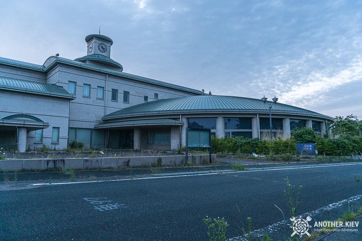 urbex-fukushima-okuma6 Заброшенный мир красной зоны отчуждения АЭС Фукусима-1