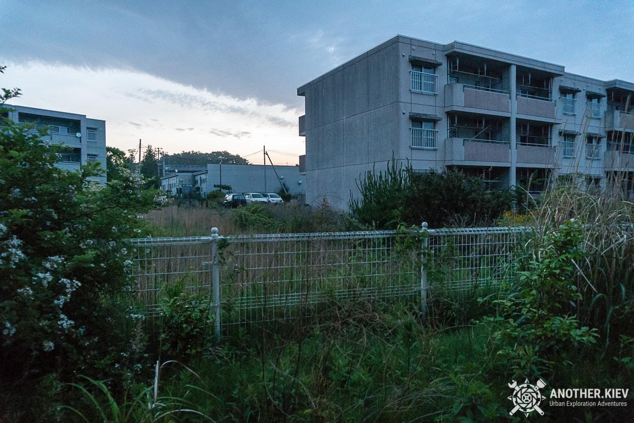 urbex-fukushima-okuma7 Заброшенный мир красной зоны отчуждения АЭС Фукусима-1
