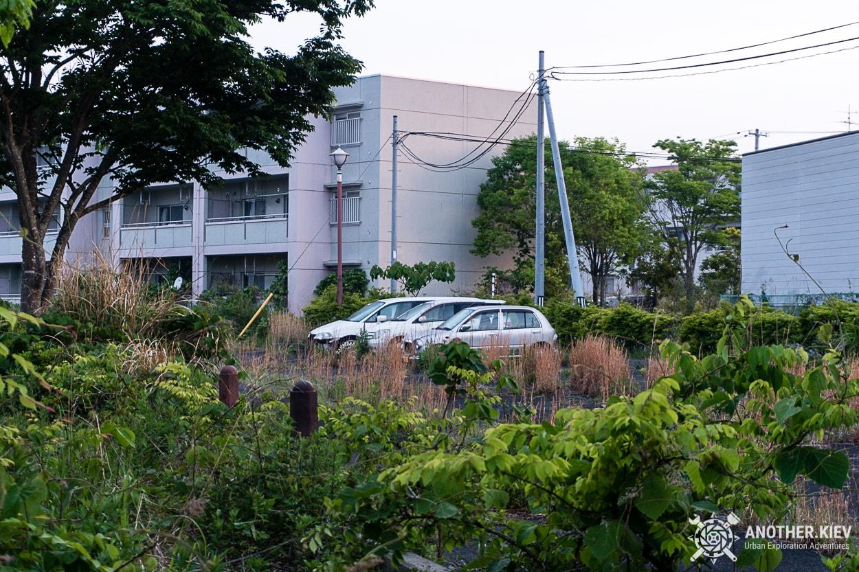 urbex-fukushima-okuma9 Заброшенный мир красной зоны отчуждения АЭС Фукусима-1