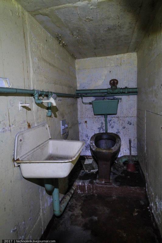 exploring-ussr-nuclear-bunker-germany34 Заброшенный советский ядерный арсенал оставшийся под Берлином