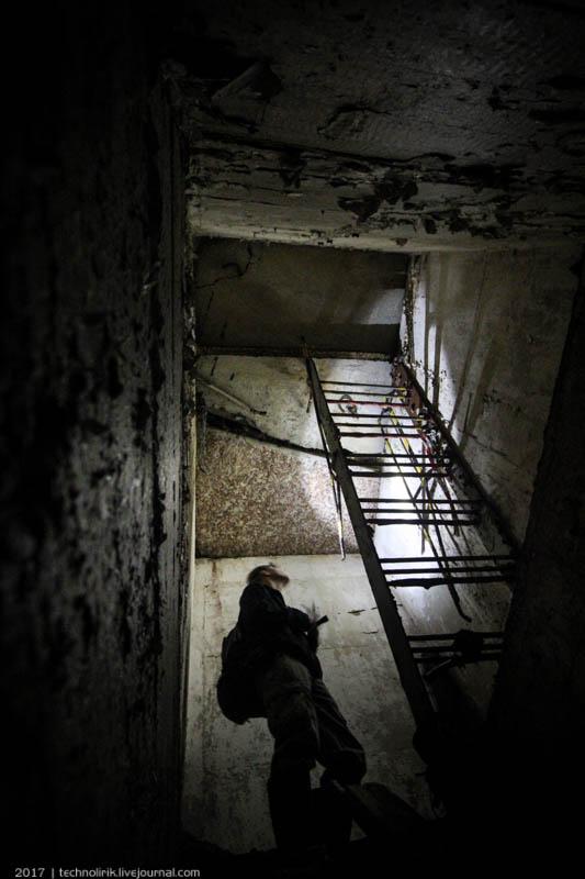 exploring-ussr-nuclear-bunker-germany47 Заброшенный советский ядерный арсенал оставшийся под Берлином