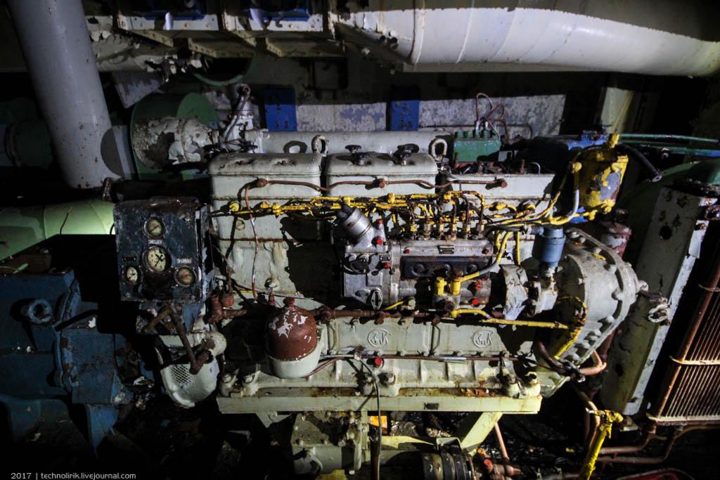 exploring-ussr-nuclear-bunker-germany50 Заброшенный советский ядерный арсенал оставшийся под Берлином