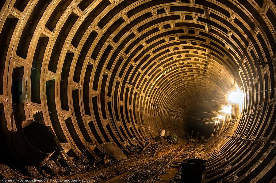 osnovnoj-blok-komandnogo-punkta Командный бункер Киевского метрополитена