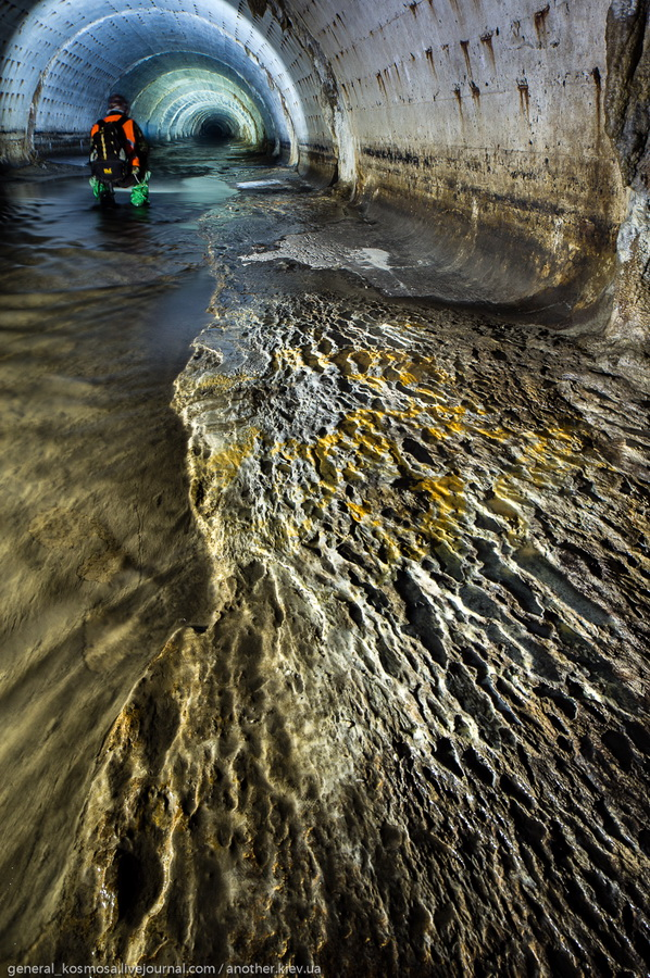 peshhernye-nateki-v-klove KLOV: MOST BEAUTIFUL UNDERGROUND RIVER IN KIEV